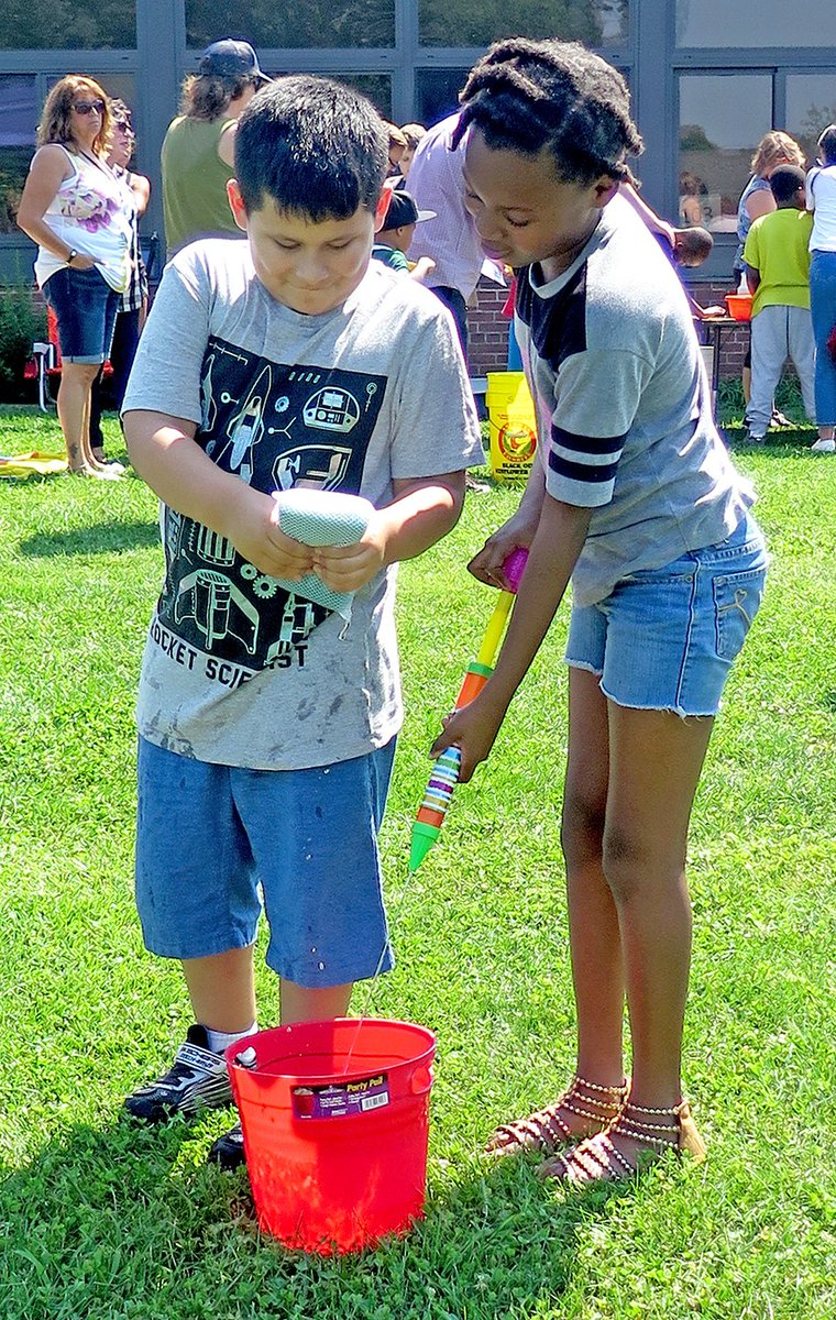 summer field day games
