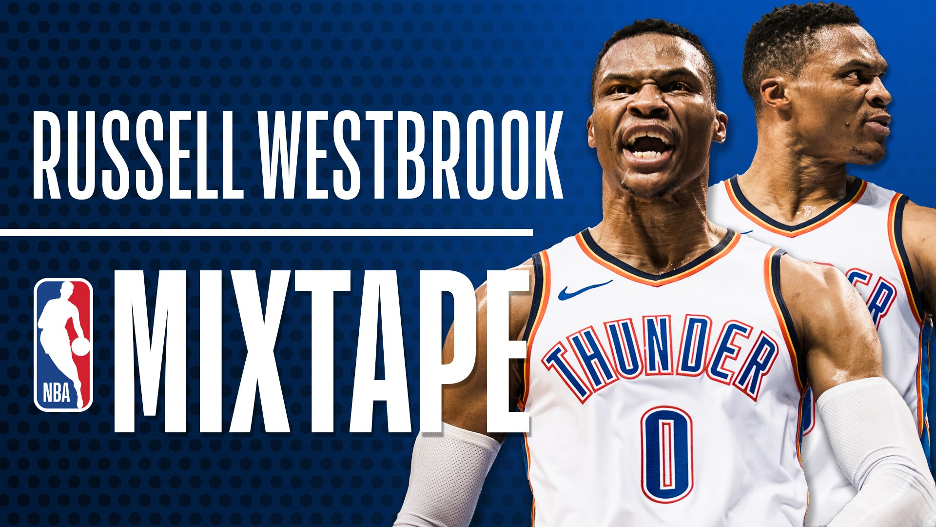 """Nuclear athleticism!!""  @russwest44's 2018 #NBAMixtape! #MixtapeMonday https://t.co/yU6G0ZqP4h"