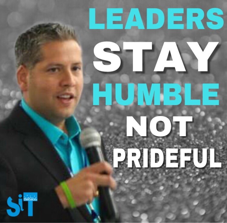 Staying humble allows you to have the attitude to serve, having pride leads to destruction . . . #sitnlearn #leadersintraining #leadership #buildingleaders #positive #positivethoughts #clickfunnels #positiveenergy #positivelife #positivethinking #inspire #inspiration<br>http://pic.twitter.com/KFKcldUl9e