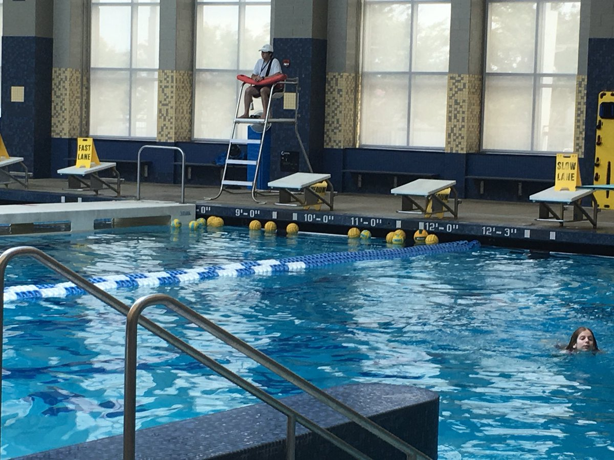 APS Water Adventure Camp -Day 1 is underway. Lap lanes remain available. <a target='_blank' href='https://t.co/mWY3bF9VpI'>https://t.co/mWY3bF9VpI</a>