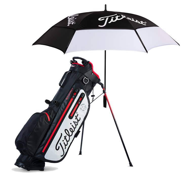 WIN: Titleist PGA Championship Sweepstake  Win a bundle of Titleist goodies including a 4UP StaDry Stand Bag and a Tour Double Canopy Umbrella    Competition closes 14/08/2018 <br>http://pic.twitter.com/fxPeNpk5dH