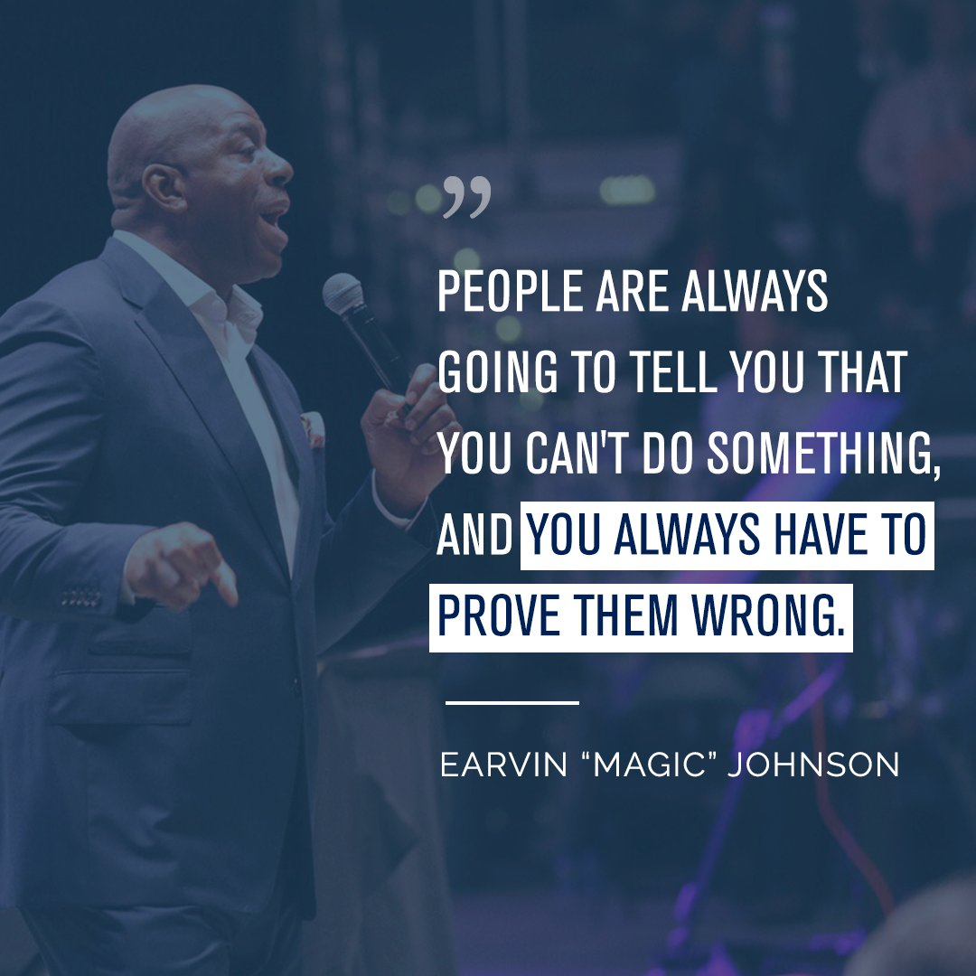 A special thanks to @MagicJohnson, who shared his inspirational words at our annual meeting in #MKE. Members of the #NorthwesternMutual team gathered to share ideas on leadership, innovation and how we're continuing to help our clients live their best lives! #SpendLifeLiving<br>http://pic.twitter.com/AGa7WbUTJu