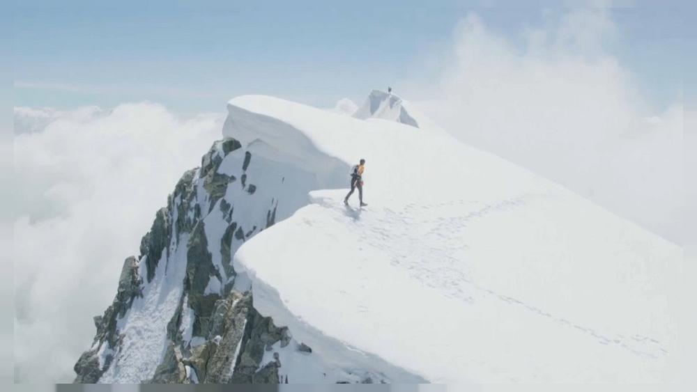 Alpinismo: nuovo record di Arnold sulle Grandes Jorasses http://bit.ly/2w3IiSh  - Ukustom