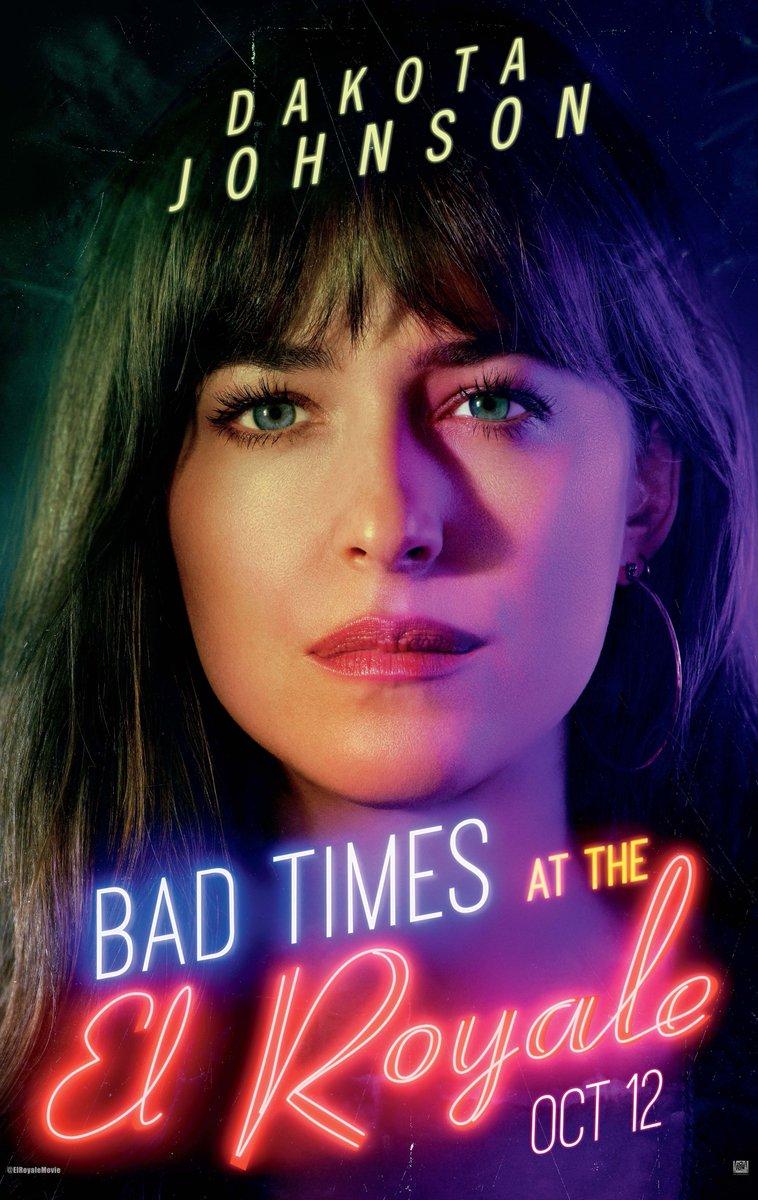 &quot;Bad Times at the El Royale&quot; (2018) <br>http://pic.twitter.com/YRCr6eSJ7v