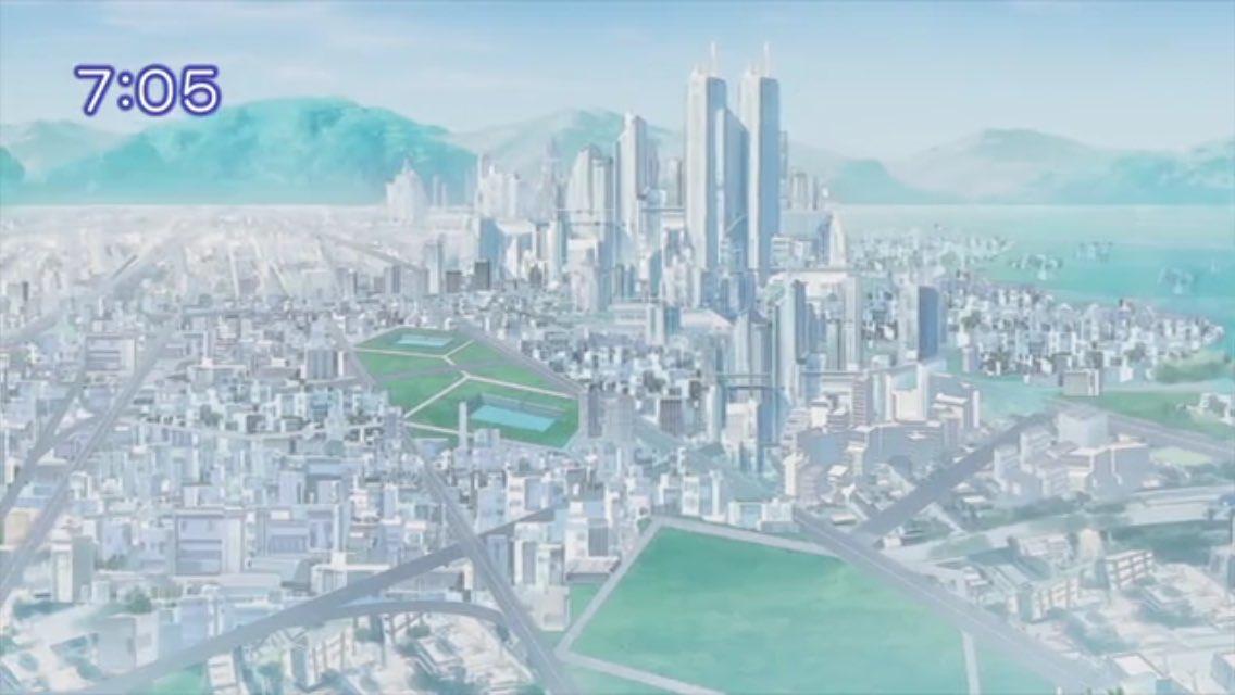 第3新東京市 | HOTワード