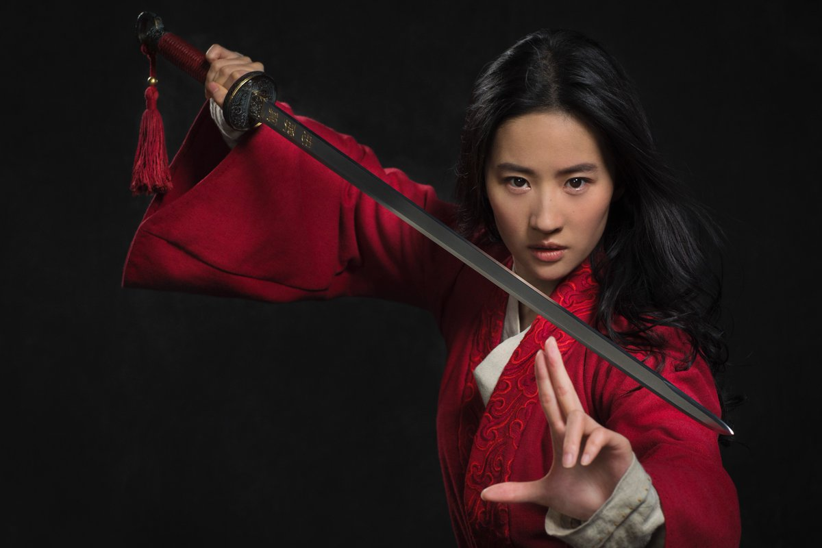 Production has begun on Disney's live-action #Mulan!  The film will open in U.S. theaters on March 27, 2020.