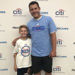 Scouting the next class of @Cubs All-Stars @citiprivatepass @procamps #CloserToPro @DrinkBODYARMOR