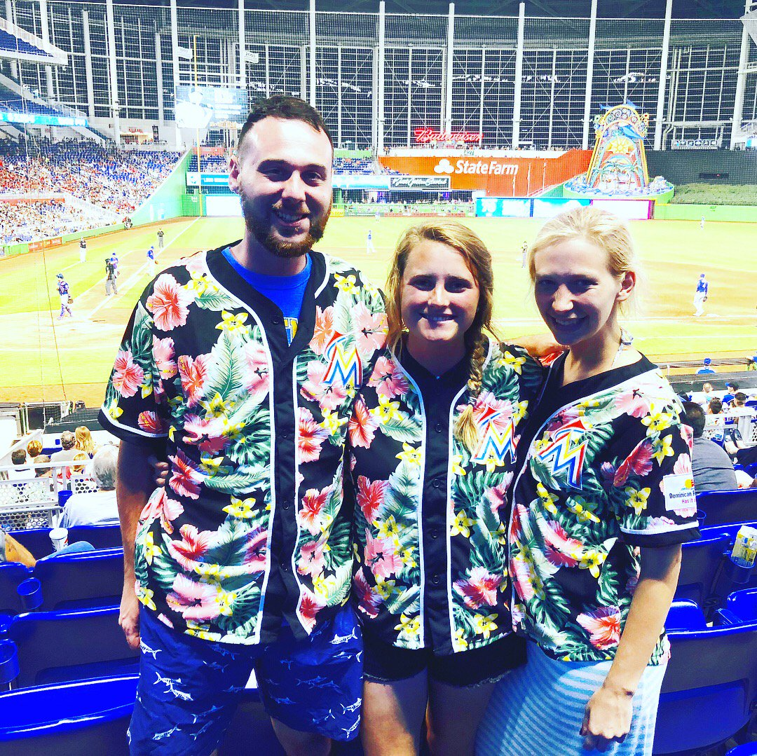 Happy Monday! This business trip to Miami last week looked sooo boring! Kidding, we're glad Ken and Laurel got to work hard and play hard last week! #workhardplayhard #irisonthemove #miami #miamimarlins #funinthesun #businesstrips #beachin<br>http://pic.twitter.com/8ct0xuFlE1