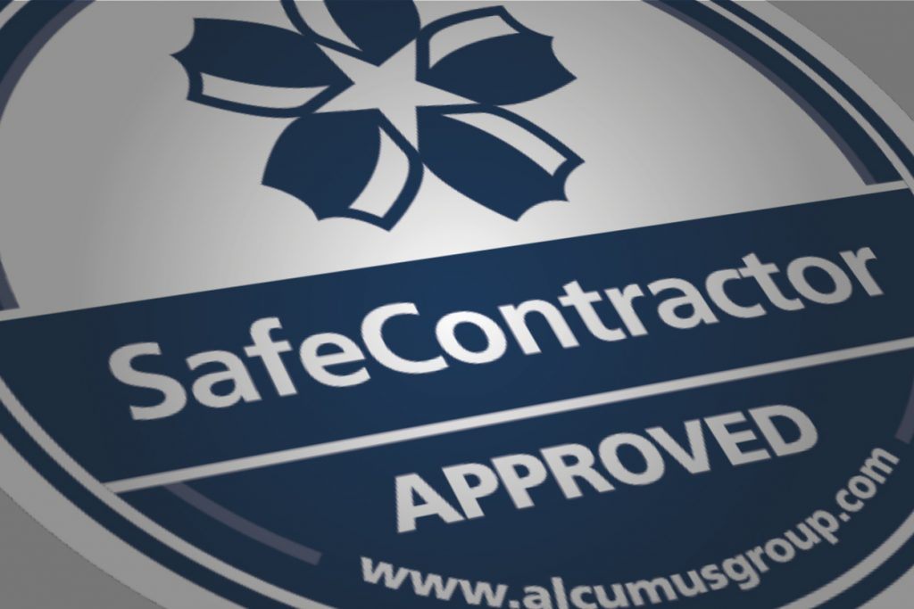 Image for Hutchison Technologies are pleased to announce the renewal of their Alcumus SafeContractor accreditation – an award which recognises excellence in workplace health and safety.  https://t.co/xZjayHcixs https://t.co/h7eXUfYc1J