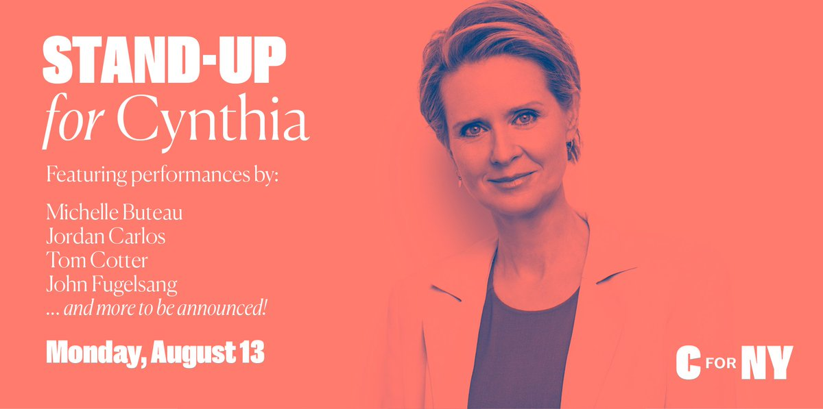 Bit Of Comic Relief For Tonights >> Cynthia Nixon On Twitter Need Some Comic Relief Join Us Tonight