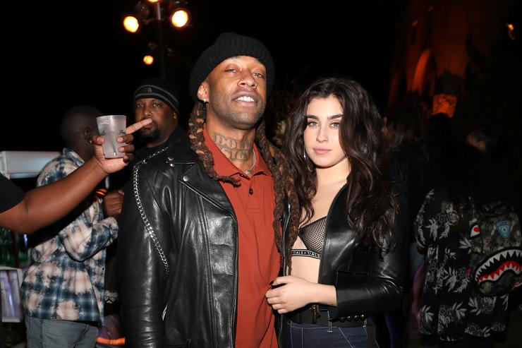 Ty Dolla $ign shows love to his leading lady, Lauren Jauregui hotnewhiphop.com/ty-dolla-sign-…