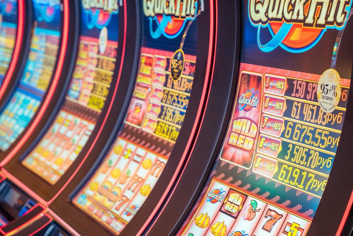 Slot machine terminology