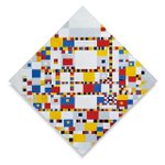 Victory Boogie Woogie is the last unfinished work by the Dutch abstract painter Piet Mondrian in 1944. #pietmondrian #destijl #mondrian #abstractart #abstract #neoplasticism #artset https://t.co/UWl0IFIsBv