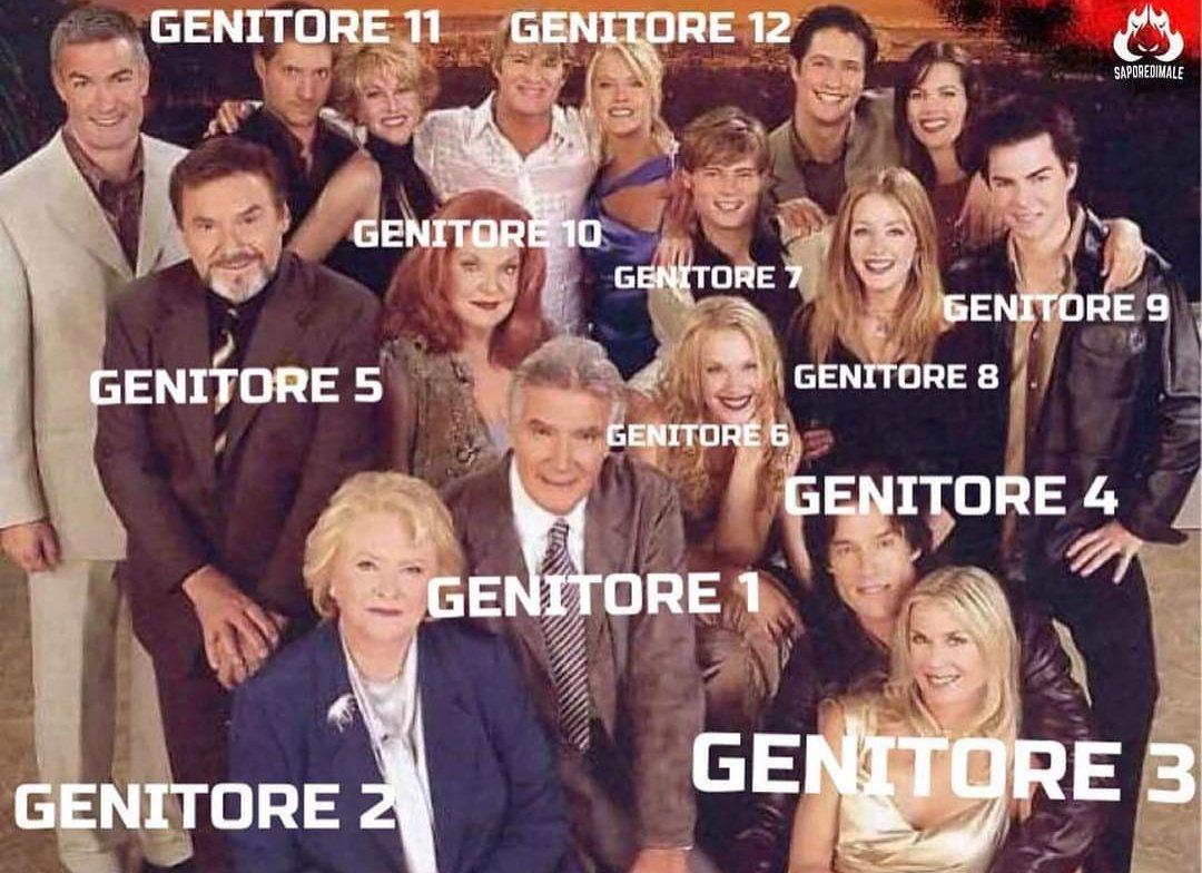 Ecco perchè... É  che vuole mettere un po di ordine #Salvini #Genitore1 #Genitore2 #GovernoDelCambiamentoInPeggio  - Ukustom