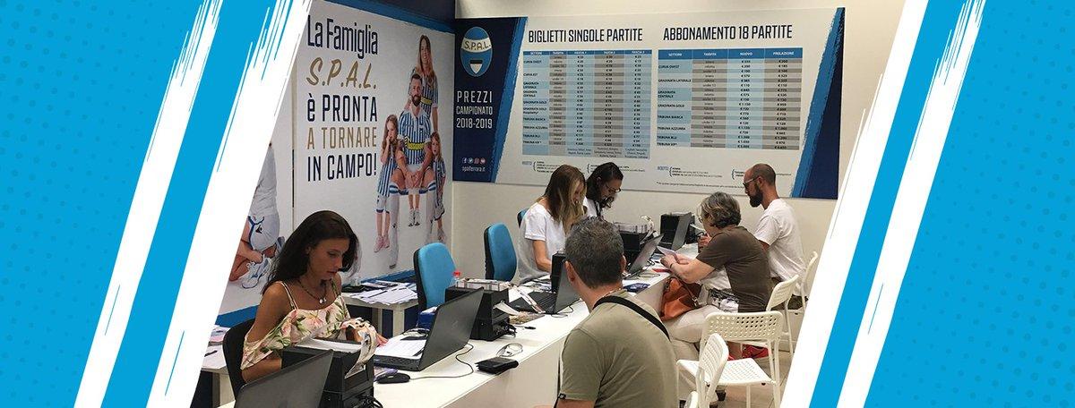 I numeri di lunedì 13 agosto della Campagna Abbonamenti #SPAL - Sede Biglietteria chiusa 14 e 15 agostoScopri di più https://goo.gl/GoM6Pu#ForzaSpal  - Ukustom