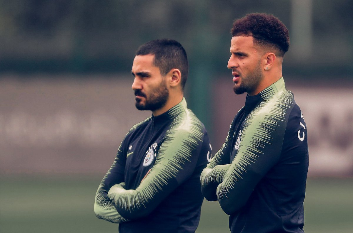 Manager views ...  #AlwaysSerious #AlwaysFocused @kylewalker2 <br>http://pic.twitter.com/qDx2hjRsrS