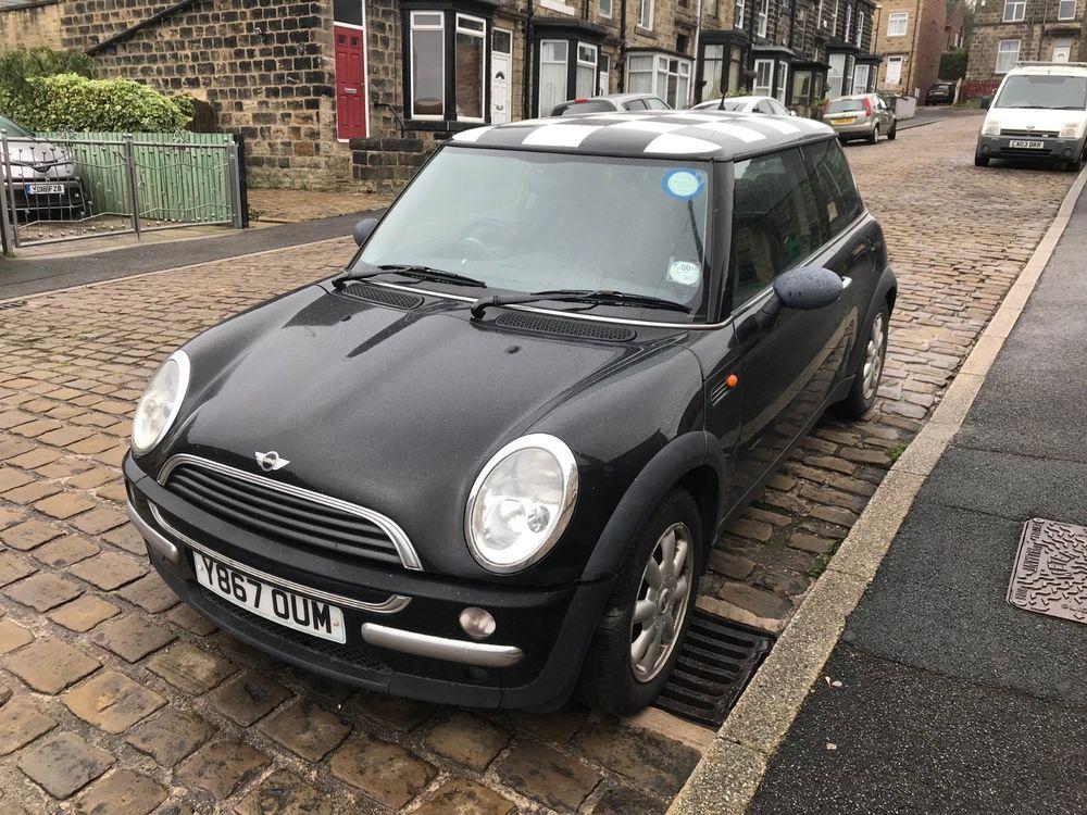Uk Salvage Cars On Twitter Ebay Bmw Mini One 2001 Y Reg Spares
