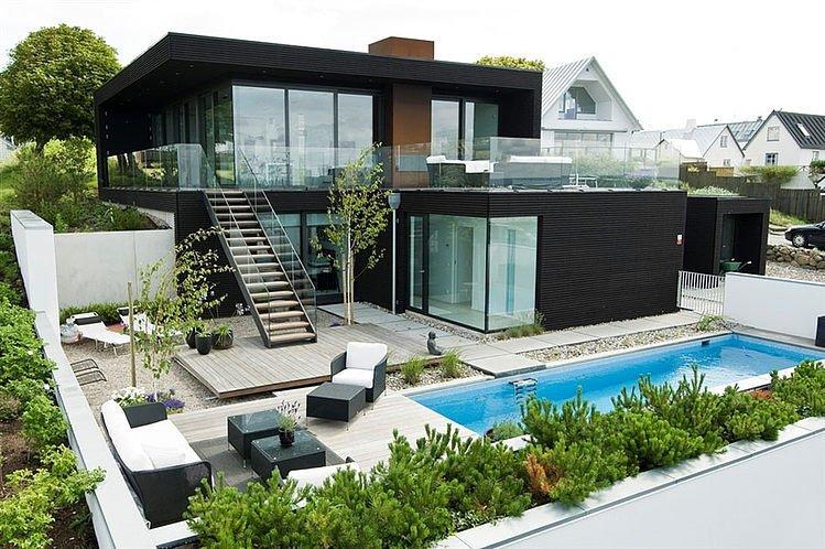 Villa Nilsson |  http://www. homeadore.com/2014/08/22/vil la-nilsson/ &nbsp; …  Please RT #architecture #interiordesign <br>http://pic.twitter.com/mPu4Q1fvPD