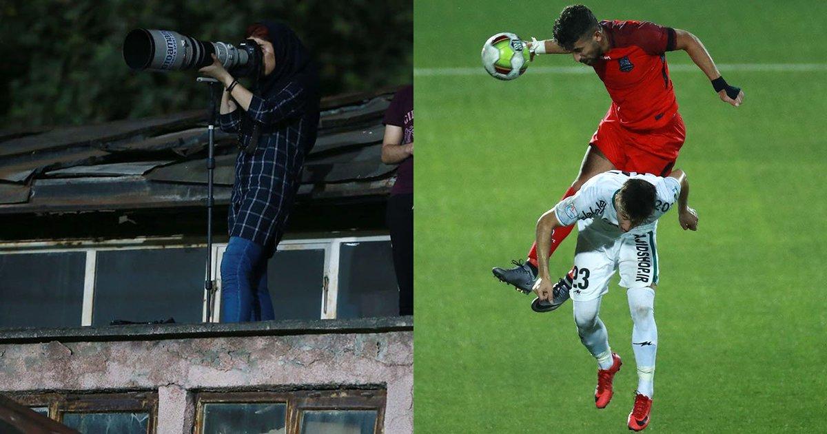 как правильно фотографировать футбол