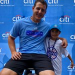 Had a great time with everyone at my @citiprivatepass luncheon after my Baseball @procamps! #CloserToPro