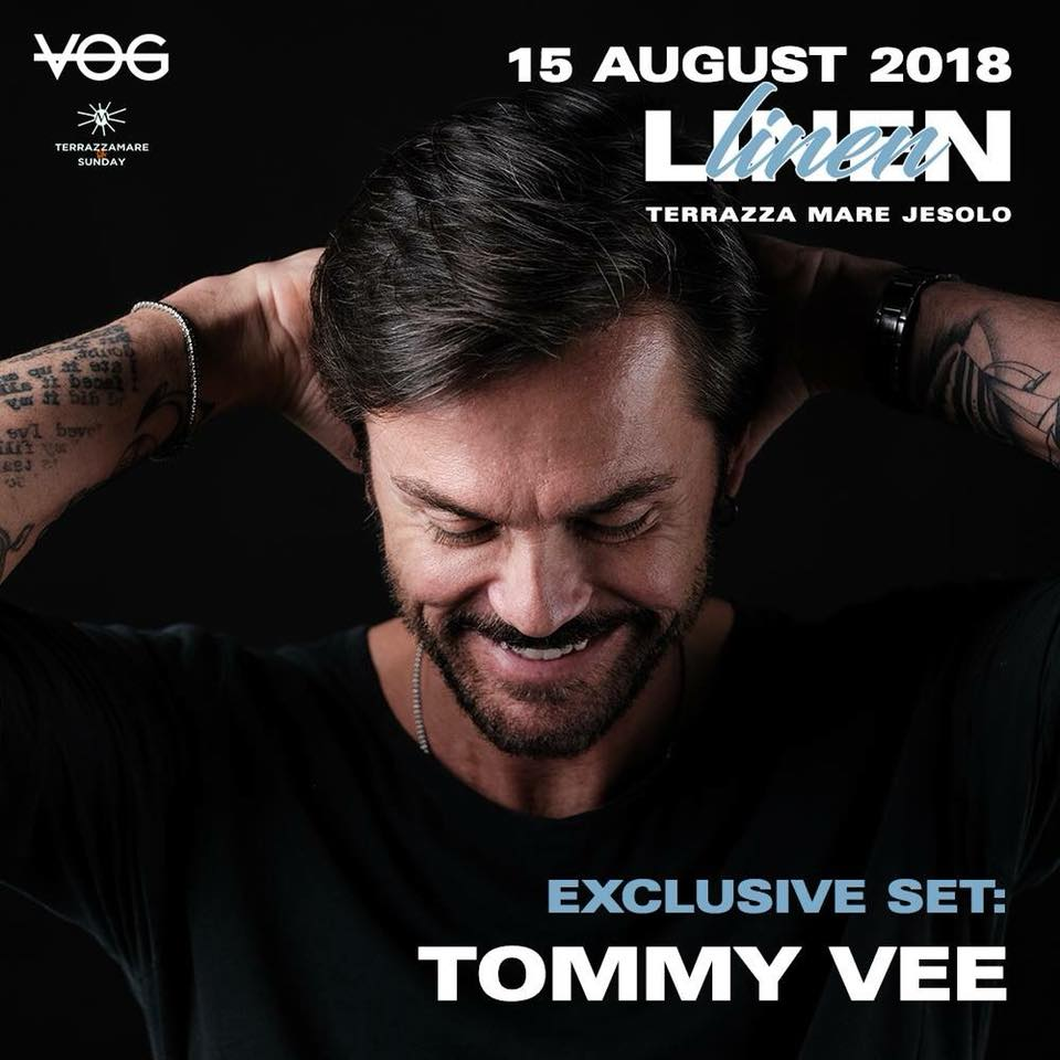 Tommy Vee On Twitter 15 Agosto Vog Torna A Jesolo