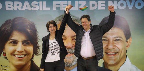 André Forastieri: 'Porque Fernando Haddad e Manuela D'Ávila vão ganhar' - https://t.co/Tdanxxe8Pg