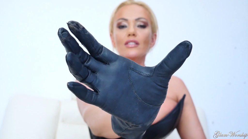 Ladies Wearing Gloves