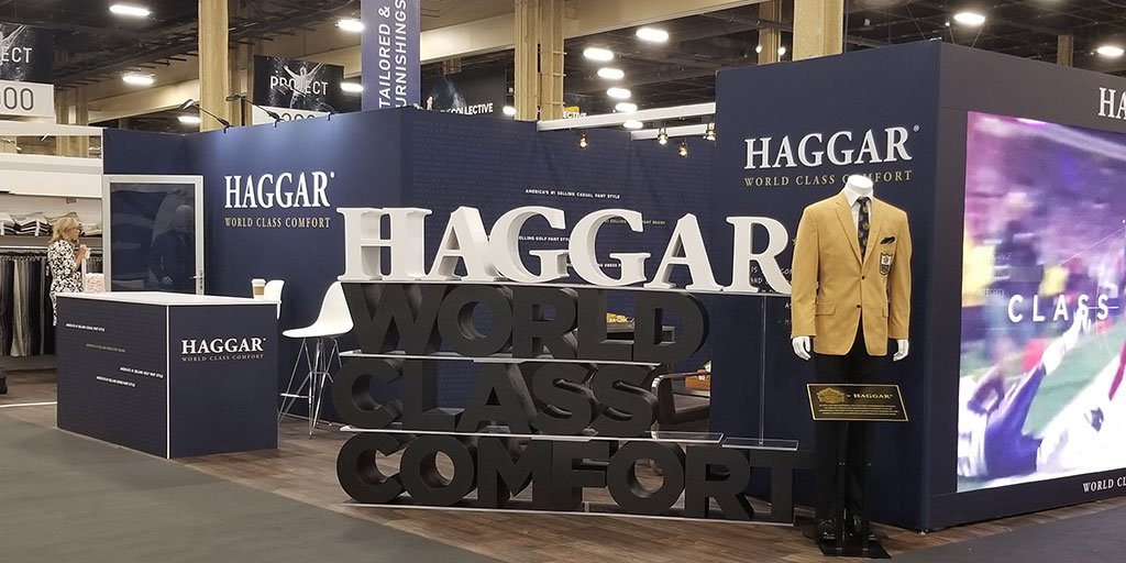 This week we're sharing World Class Comfort with those attending @projectshow in Las Vegas! #ProjectLV