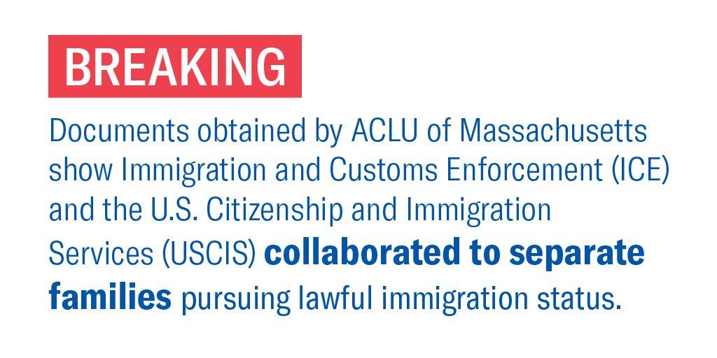 ACLU Massachusetts on Twitter: