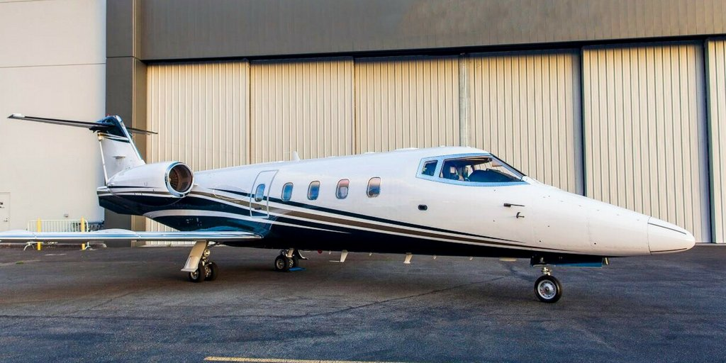 Action is the key to success. #SentientJet #Lear55
