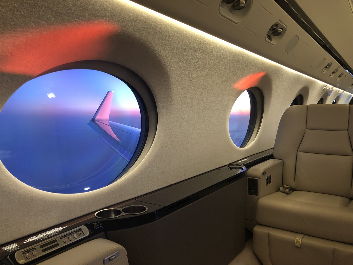#BusinessJets @iluciani ® taken in a #Gulfstream #G550 from the passenger cabin while overflying the north Pacific Ocean. From Hong Kong to Seattle #instagramaviation  #megaplane #BusinessAviation  #FlyPrivate #PrivateJet  #CharterJet #BizJet  #Flight #Luxury #Travel #EmptyLeg<br>http://pic.twitter.com/D6vZlQkuMU
