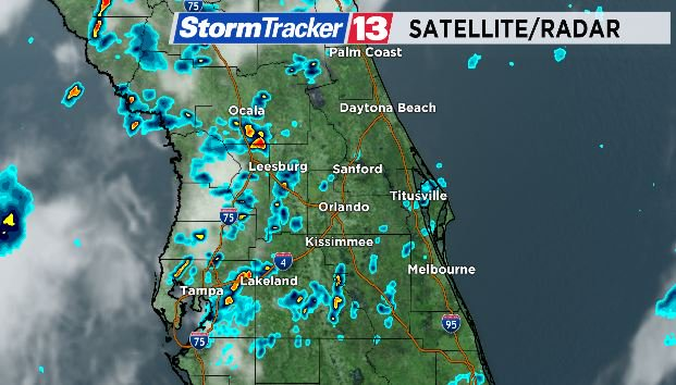 Orlando Doppler Weather Map.Weather Experts On Twitter Storms Are Filling In Across Centralfl
