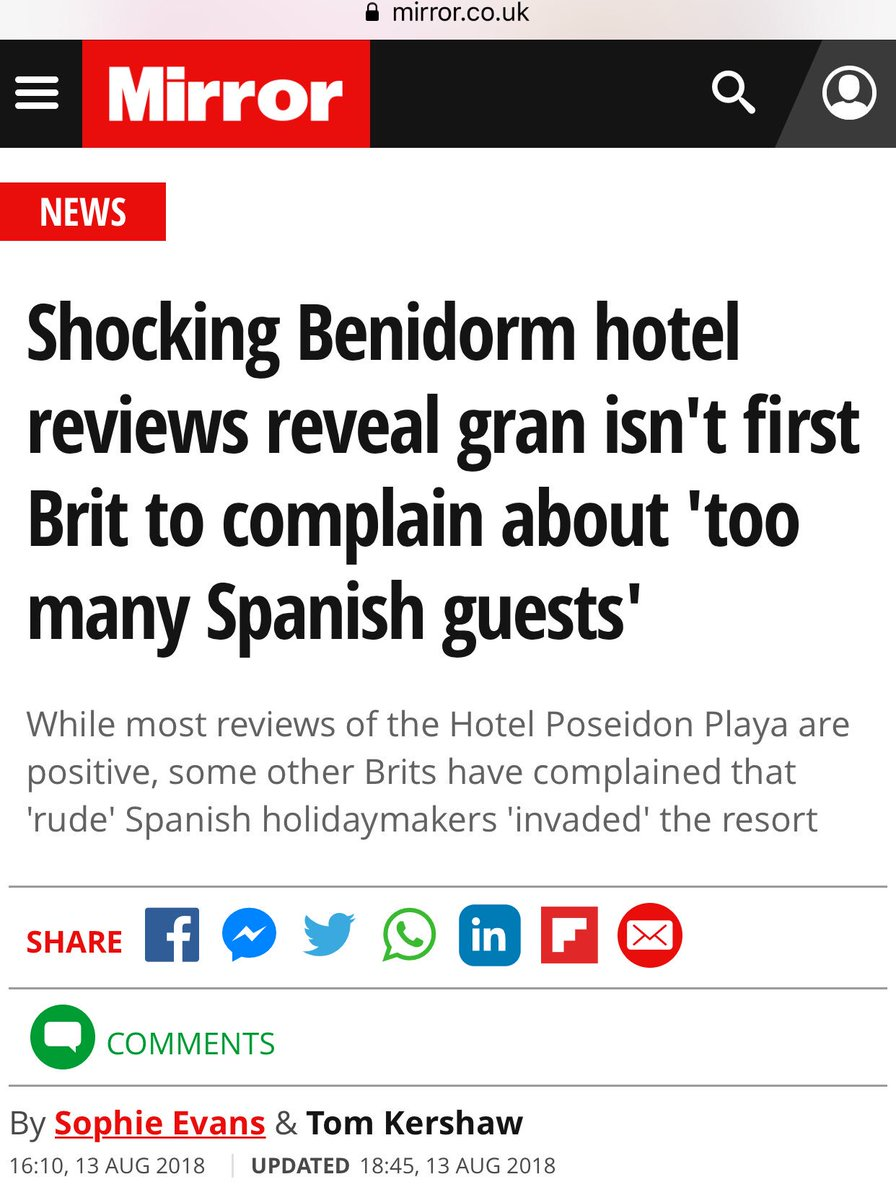 F F  Bb F F   Iamspookey  F F   F F  Bb On Twitter Yup Fair Amount Of Racism In The  Star Reviews On Tripadvisor From English Guests Funny Thing Is  Star Reviews