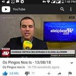 #OsPingosNosIs Twitter Photo