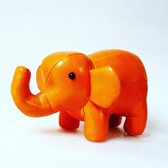 What better day to launch #orange_elephant_creative, than on #worldelephantday! Photo