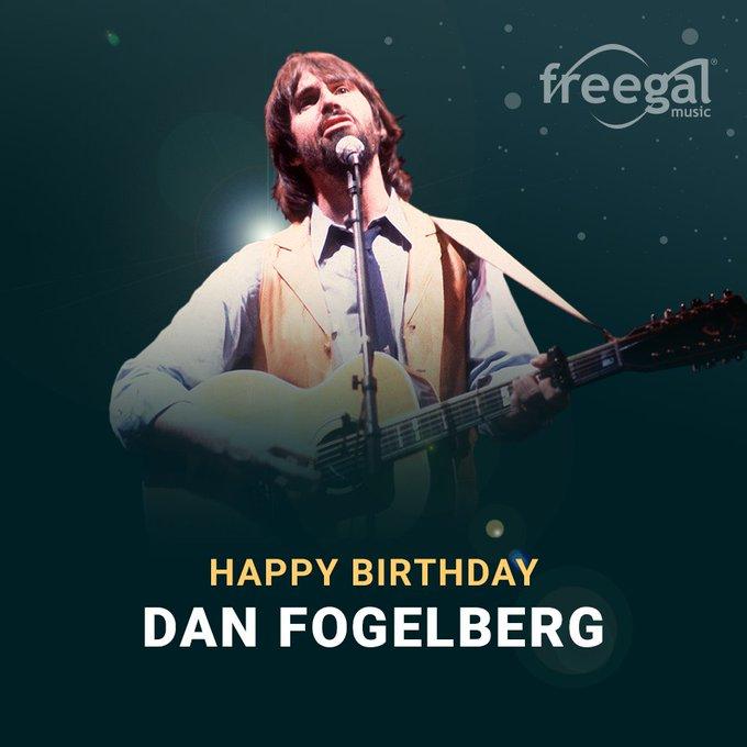 Happy Birthday, Dan Fogelberg!
