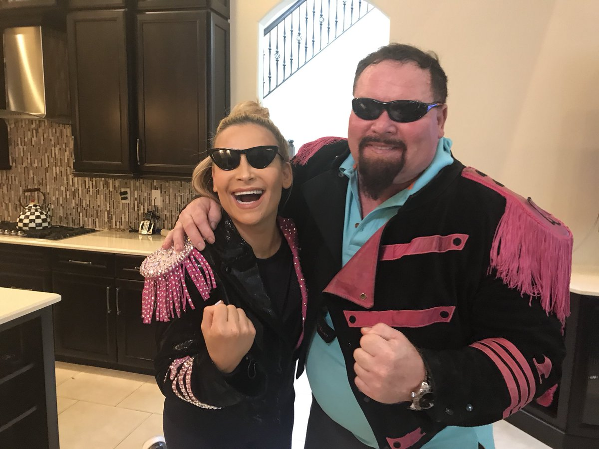 """My heart is so sad to hear about Jim """"The Anvil"""" Neidhart passing. My thoughts & prayers are with  TJ @NatbyNature& their family. Jim brought Joy & laughter in every room he walked into. Will miss you so much. #RIPAnvil"""