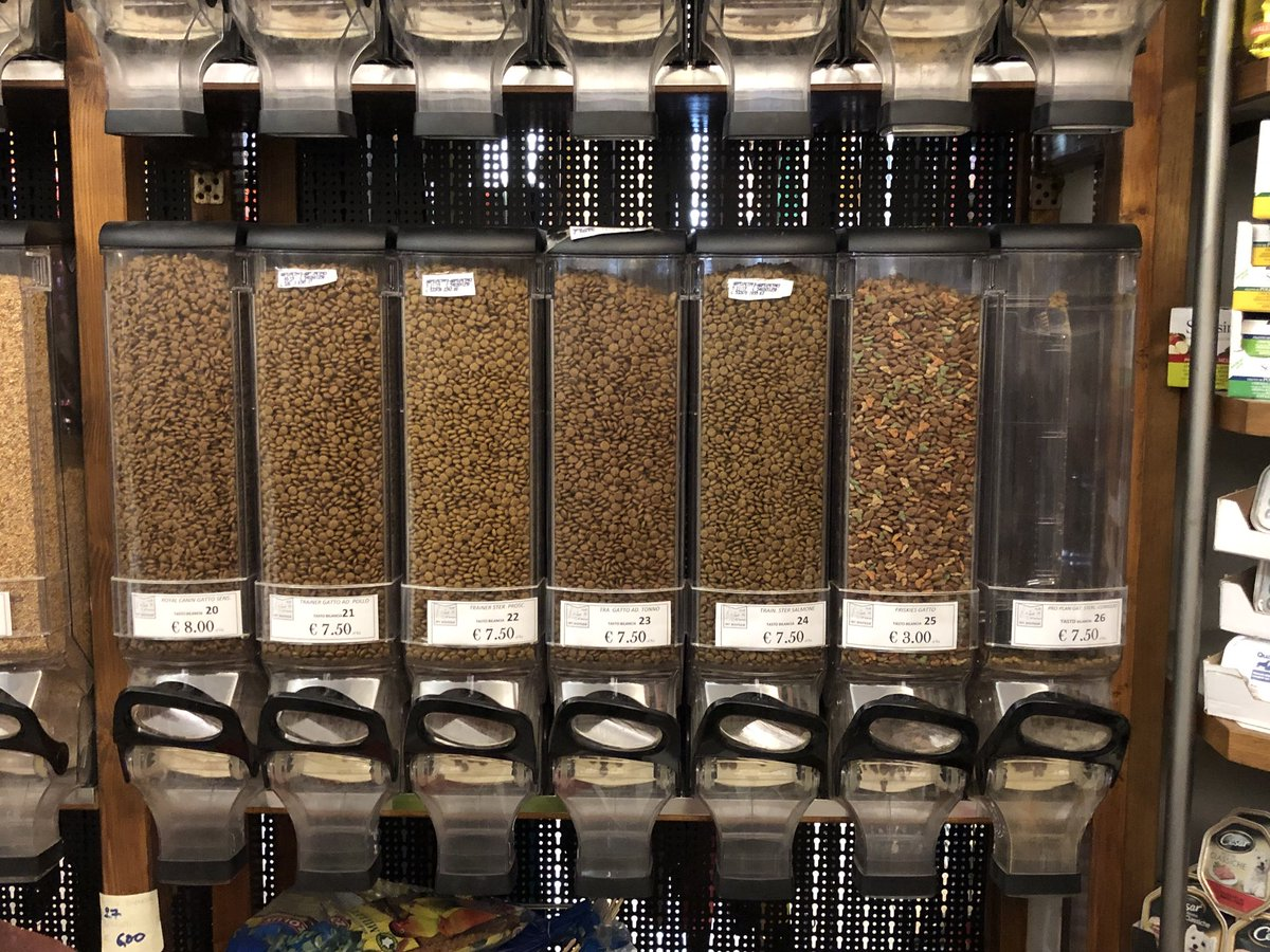 Simon Eardley On Twitter Zerowasteflorence Ideas For Zerowastechester Here Bring Your Own Packaging Containers For Cat Dog Food Chesterfoe Https T Co 4jwlqno6js
