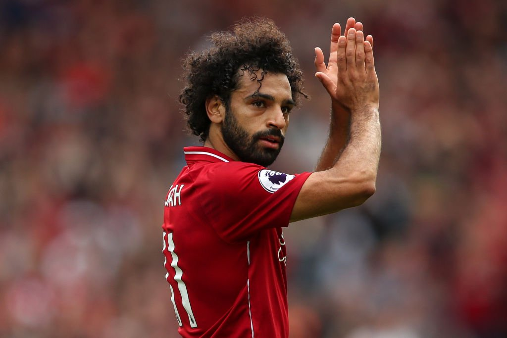 BBC Sport's photo on Mohamed Salah