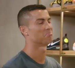 Ronaldo ti preoccupa di più il Napoli di #Benzema e #Cavani o l\