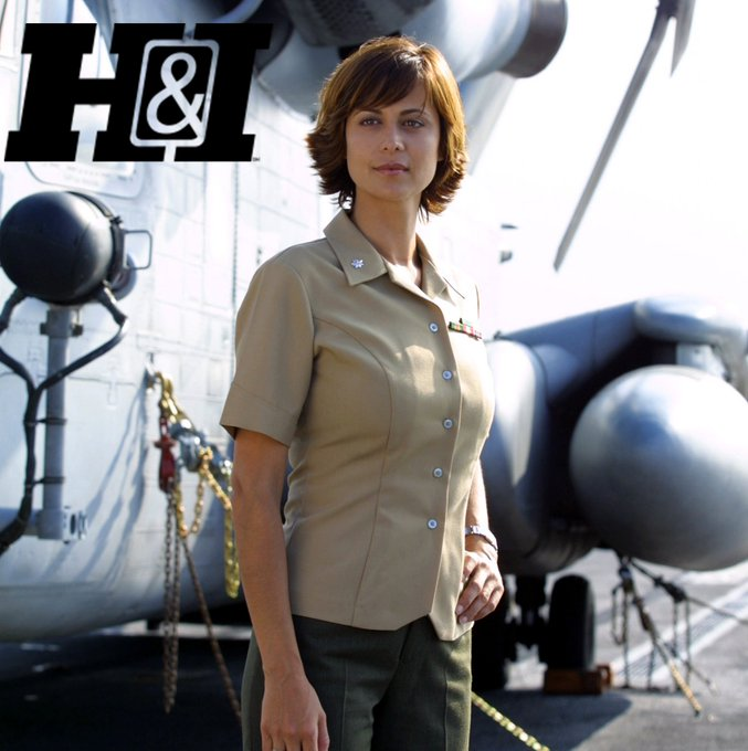 Happy 50th Birthday Catherine Bell! What\s your favorite \JAG\ episode?