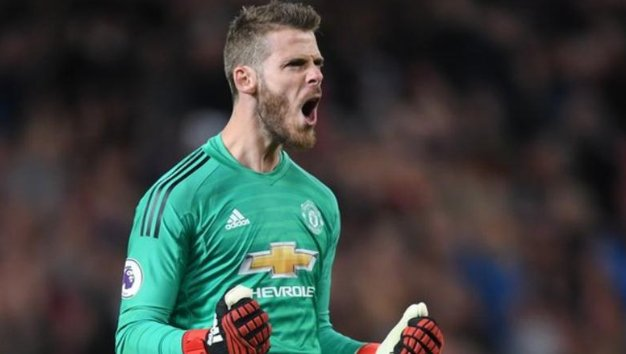 BBC Sport's photo on David de Gea