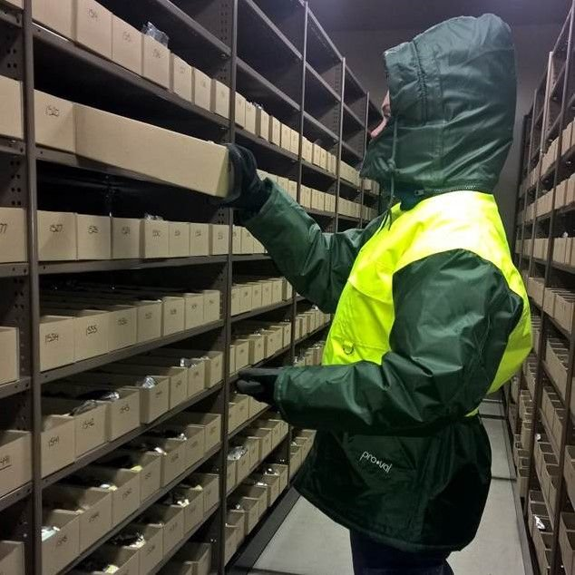 Work with us! This #scienceweek really get into science by applying to become a Technical Officer working in the Australian Grains Genebank (AGG) at Horsham. This role involves working in the field, in glasshouses and using databases. Applications Aug 19. Photo