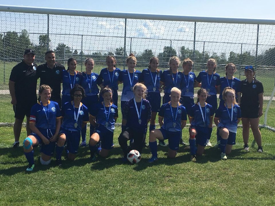 Congratulations Bayhawks!  • Our U14 girls placed second in the AC Douglas tournament in Niagara • Our U14 boys came out as champions at the Brantford Soccer Classic • Our U16 girls claimed silver at the Champions Showcase in Ottawa  #GoBayhawks<br>http://pic.twitter.com/kvm8kR5f1D