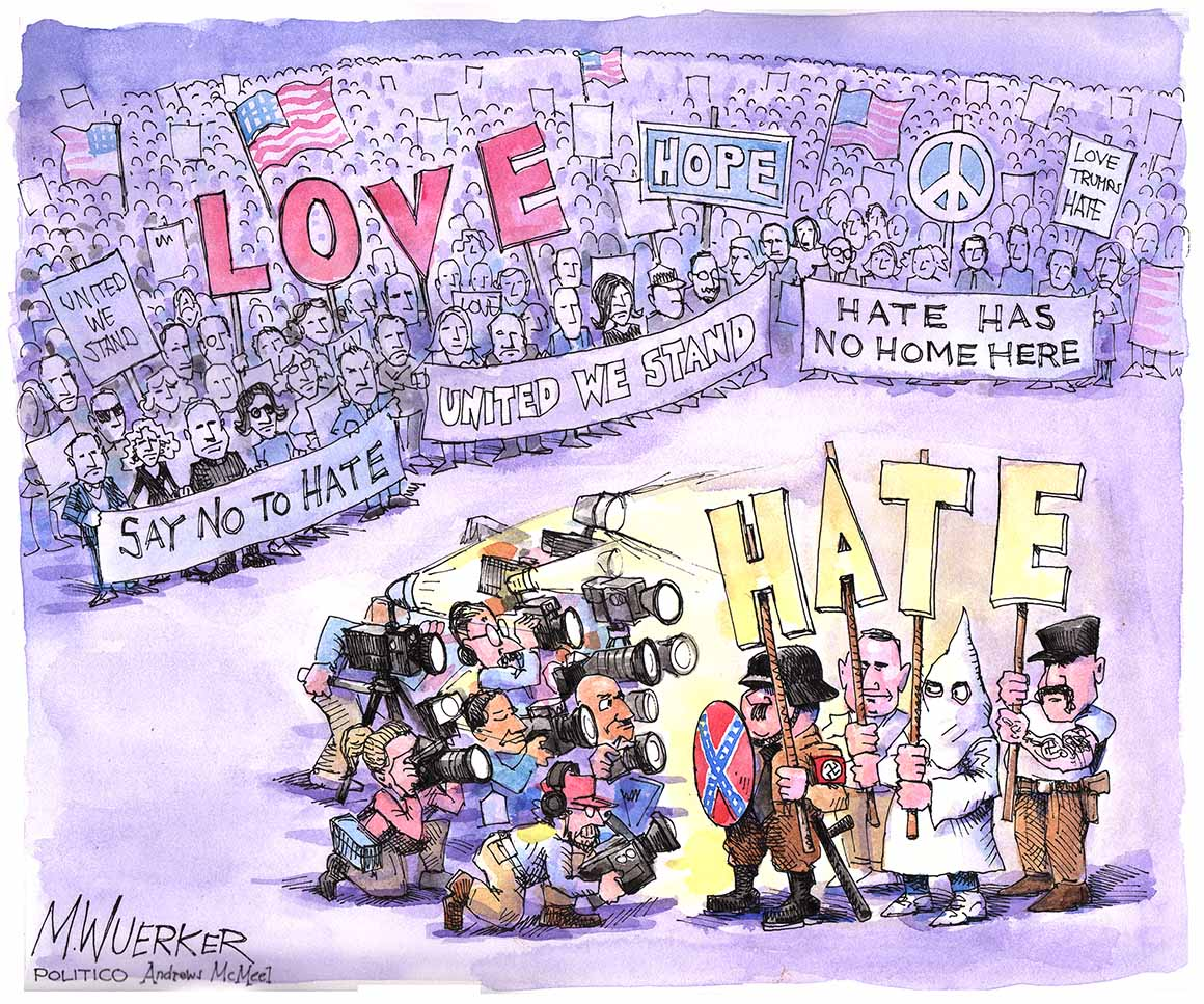 Brilliant cartoon, @wuerker https://t.co/TbRx49Ukyb
