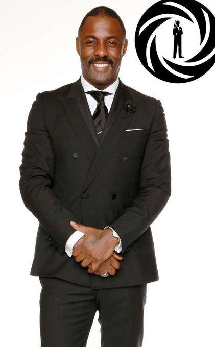 OMG! Idris Elba responde rumores de que será novo James Bond! CONFIRA -> Photo