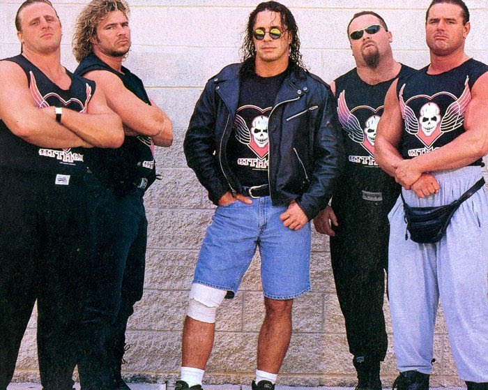 """Super Sky Point to Jim """"The Anvil"""" Neidhart. Hard to believe Bret is the last man standing among this group ... <br>http://pic.twitter.com/4JjcvwqTPn"""