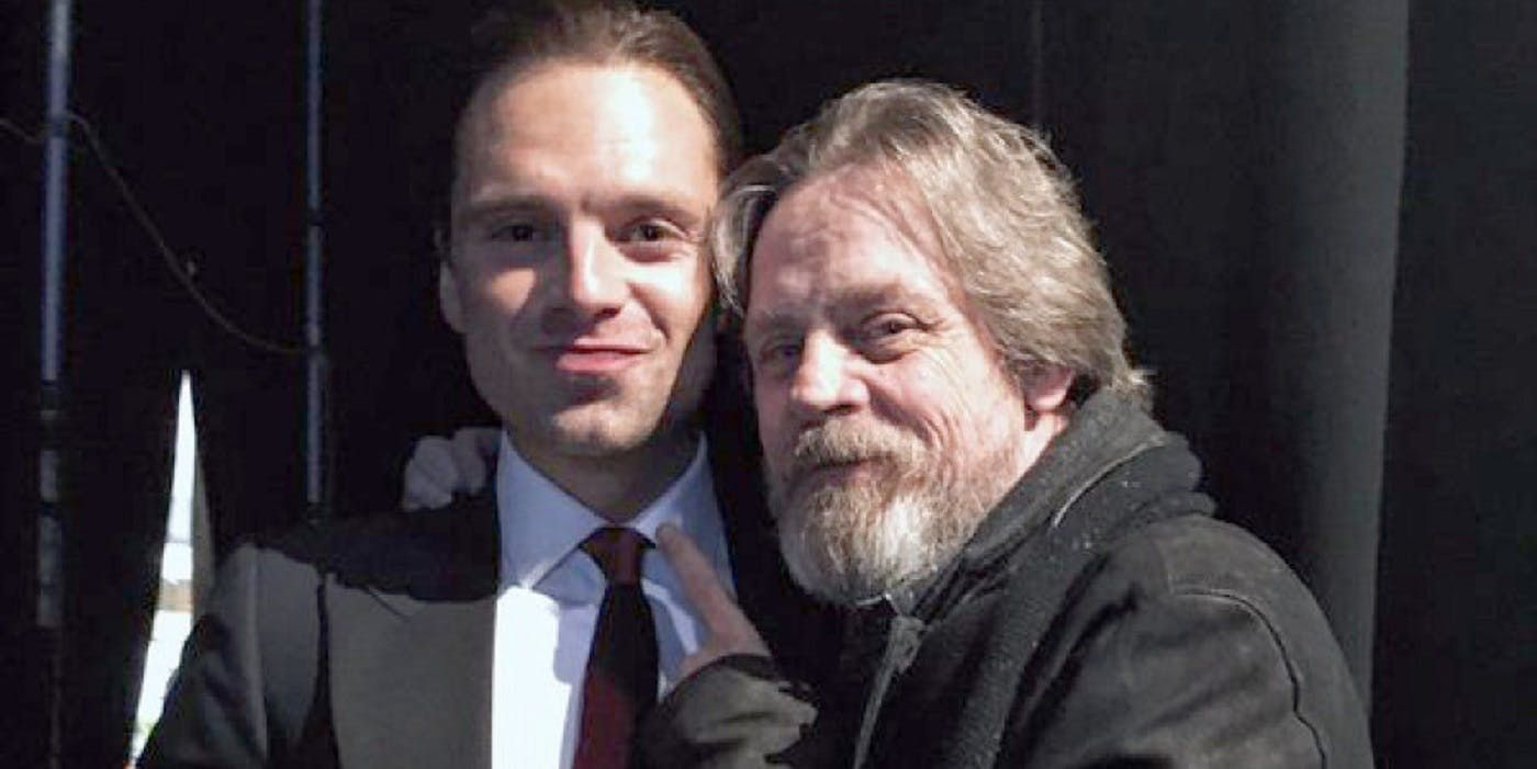 Mark Hamill Wishes His \Son\ Sebastian Stan a Happy Birthday