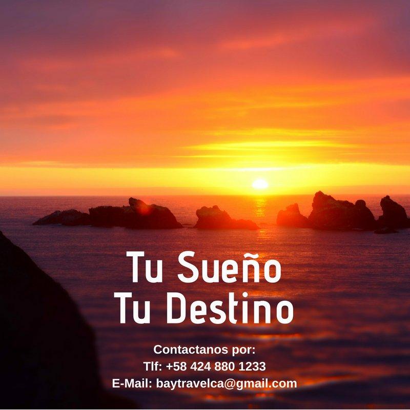 Vive la aventura #Baytravel...#Viajes #Destinos #Travel #Turismo #Vuelos #Madrid #BoletosAereos #vacaciones #Lima #Peru #Argentina  - Ukustom