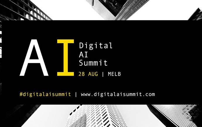 The #ARTIFICALINTELLIGENCE revolution is here! Dive into #applications, #threats and the #future of #AI at the @digitalaisummit and learn to integrate the power of AI into your #business. Get your tickets to this #DIFVIC event here:  https://www. eventbrite.com.au/e/digital-ai-s ummit-tickets-47242905803 &nbsp; … <br>http://pic.twitter.com/eGmQIX9aOd